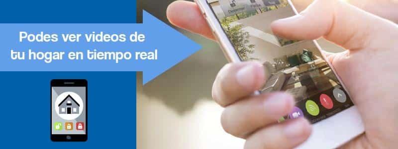 Monitorea tu casa desde tu celular
