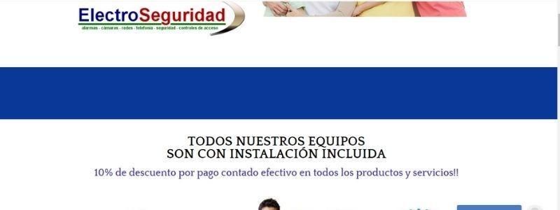 electroseguridad alarmas domiciliarias