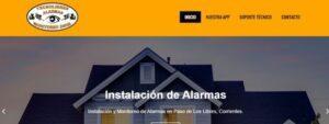 tecno libre alarmas domiciliarias