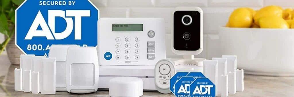 Alarmas para casa ADT